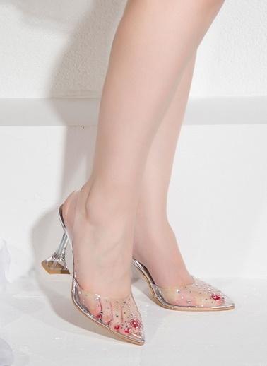 Nemesis Shoes Nemesis Shoes Kadın Ayakkabı Gümüş